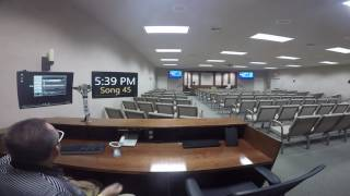 SoundBox Kingdom Hall demo