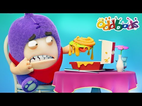 Oddbods - FINE DINING | NEW Full Episodes | Funny Cartoons
