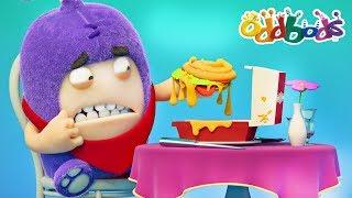 Oddbods - FINE DINING   NEW Full Episodes   Funny Cartoons