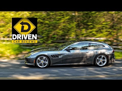 2017 Ferrari GTC4Lusso Car Review