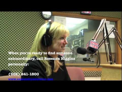 What is a Romance Headhunter? KFNX Networking Arizona Interviews Phoenix Matchmaker Roseann Higgins