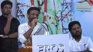 Enkitta Mothathe Movie Audio Launch