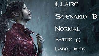 Resident Evil 2 - Claire - Scénario B - Normal - Partie 6