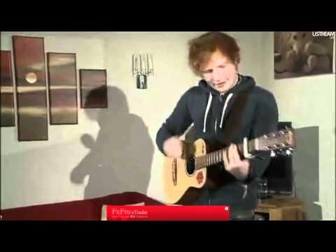 Ed Sheeran - U.N.I Live On UStream