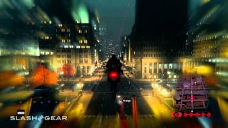 Watch Dogs Motorcycle Escape gameplay