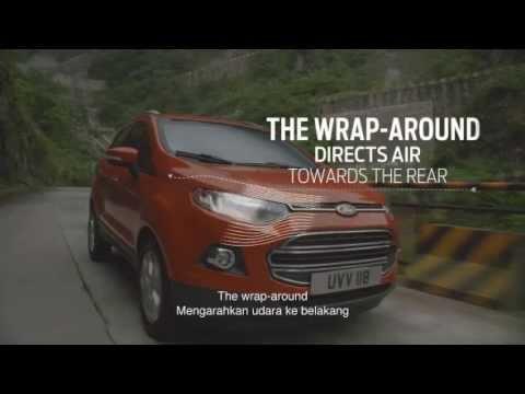 All New Ford Ecosport   Fuel Saving Design