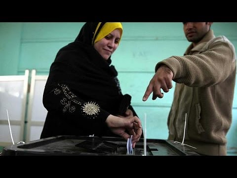 Tense times as Egypt votes on a new constitution