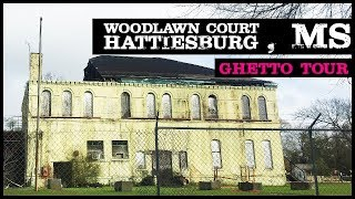 GHETTO TOUR of HATTIESBURG MISSISSIPPI