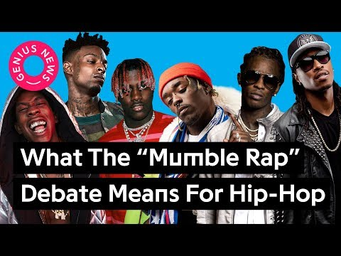 "download lagu What The ""mumble Rap"" Debate Means For Hip-hop  gratis"