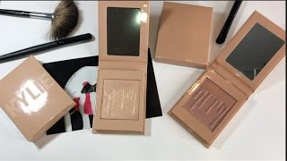 "KYLIE COSMETICS ""KYLIGHTERS"" EXPOSED"