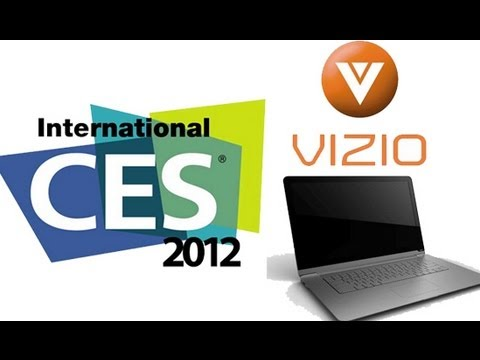 CES 2012: Vizio Takes On the MacBook Air