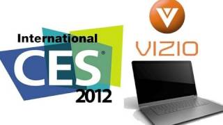 CES 2012_ Vizio Takes On the MacBook Air