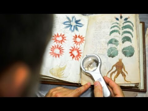 दुनिया की सबसे रहस्यमयी किताब - Most Mysterious Book In The World Ever (The Voyanich Code)