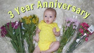Teen Parents 3 Year Anniversary (Vlog)