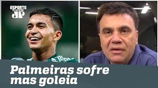 Dudu repinta o 7. E o Palmeiras sofre, mas goleia | Mauro Beting