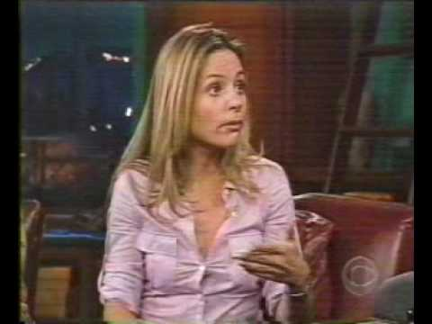 Jessalyn Gilsig - [Apr-2001] - interview