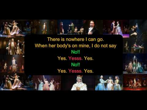 Broadway - Hamilton - Say No To This