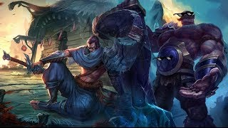League of Legends: Braum Adventures #4: Olle as Yasuo