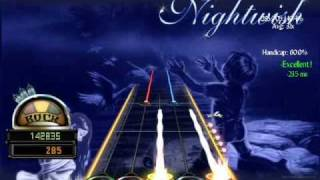 She is my Sin(Frets on Fire)-Nightwish  99,9%