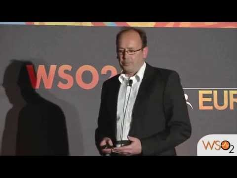 WSO2Con EU 2014: How Deutsche Telekom implemented an eCare platform using WSO2 products
