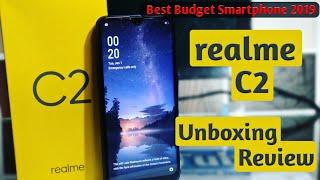 Realme C2 unboxing & review,Best budget smartphone under 6000, realme C2 review