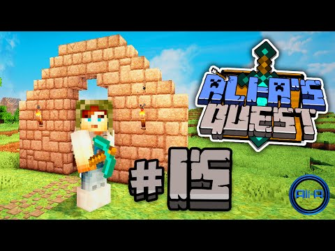 Minecraft - Ali-As Quest #15 - ALI-A ZOO!