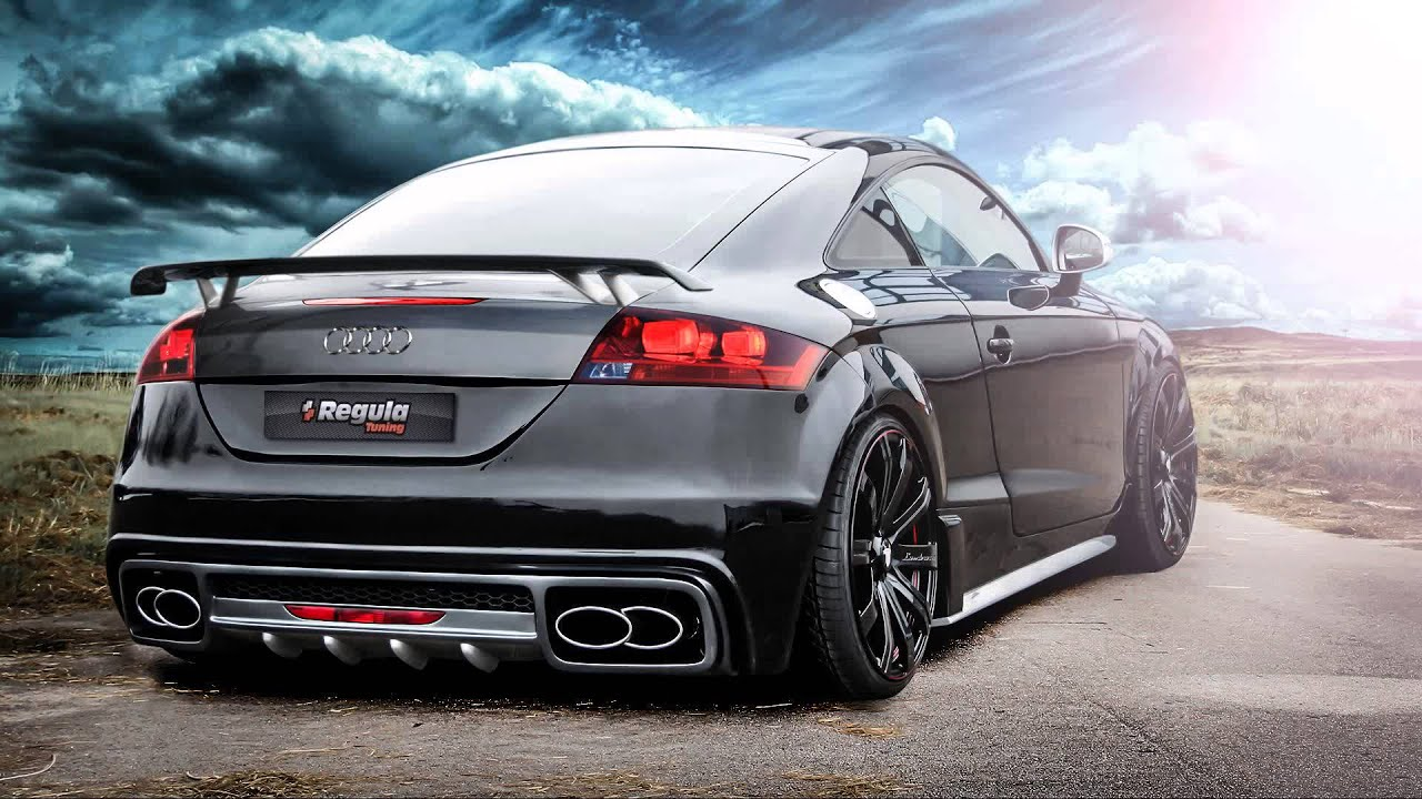 Audi Tt 8j Tuning Cars Youtube