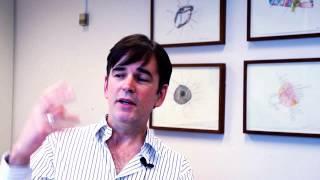 Sophie Sherriff interviews Tim Ferguson for Living Art