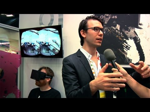 Oculus Rift at GDC: How Hawken and Team Fortress 2 Work in Virtual Reality