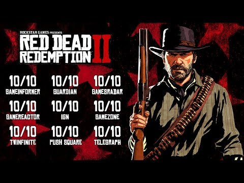 Red Dead Redemption 2 - Review Round-Up! Game of This GENERATION?! (Spoiler-Free Gameplay)