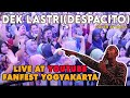 Dek Lastri DESPACITO LIVE!! at Youtube FanFest Yogyakarta