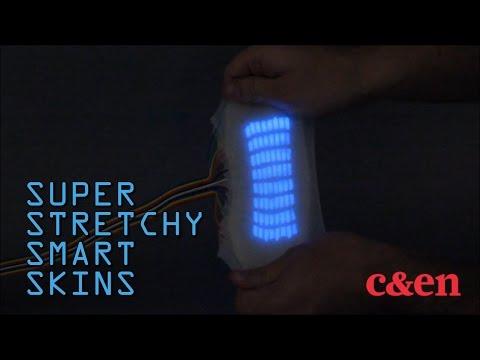 Octopus-inspired smart skins