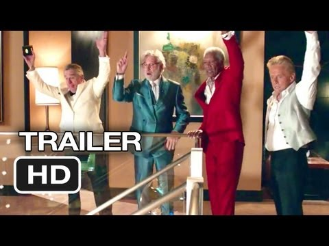Last Vegas Official Teaser Trailer #1 (2013) - Morgan Freeman, Robert De Niro Movie HD