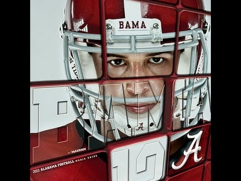 Alabama Crimson Tide 2013 Hype Up
