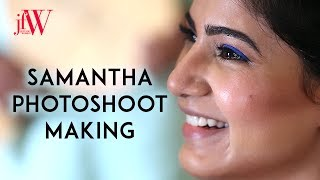 Samantha Latest Photoshoot Teaser | JFW Cover Shoot with Samantha | Samantha Ruth Prabhu | JFW