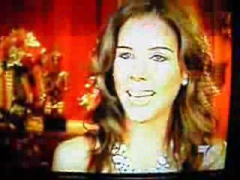 Karina Buttner -Miss Paraguay 2005