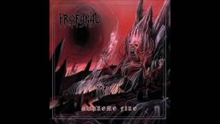 PROFANAL - Burn the altar (audio)
