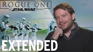 Gareth Edwards Says It's Difficult To Let Go After 'Rogue One' | EXTENDED