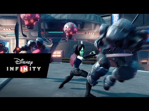 Disney Infinity: Marvel Super Heroes (2.0 Edition) - Gamora Spotlight