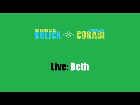 Kulick/Corabi: Beth, live at Kranewitter Stadl, Telfs, 12/2/2011