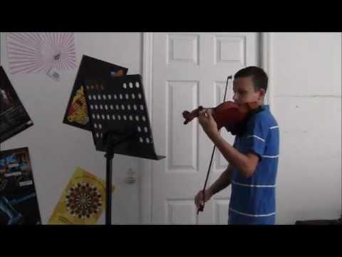 Romeo and Juliet Overture violin excerpt