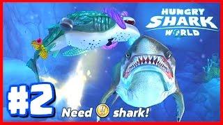 download lagu Hungry Shark World Ep 2 - Biggest Shark In gratis