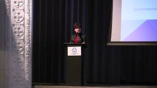 Kelly Brough Keynote Address | 2015 Colorado Leadership Alliance Summit