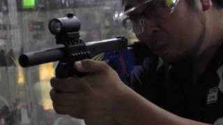 S.R.U BULLPUP GLOCK Gas Blowback -Airsoft-