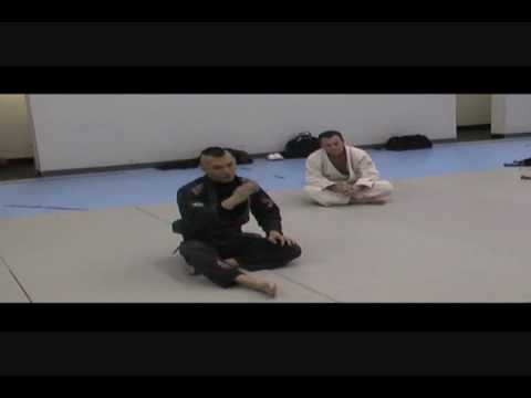 My Favourite Escape from Kesa Gatame w/ Vancouver BJJ Coach Image 1