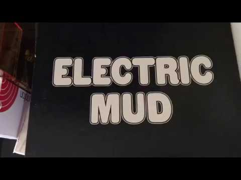 The Vinyl Guide - Muddy Waters Electric Mud 1st pressing & Cadet Concept goodies!