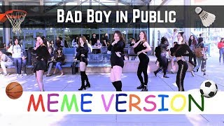 [K-pop in Public Challenge] Red Velvet(레드벨벳) - Bad Boy Cover by SoNE1