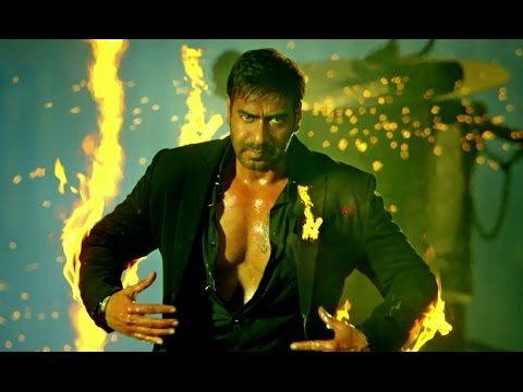 Ajay Devgn Is Set Ablaze | Action Jackson