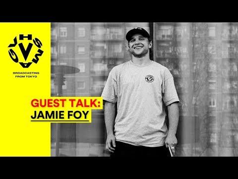 JAMIE FOY - GUEST TALK [VHSMAG]
