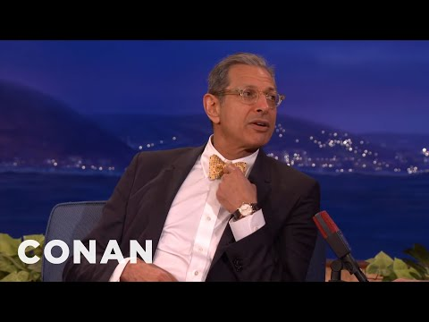 Jeff Goldblum's Erotic Bow Ties video